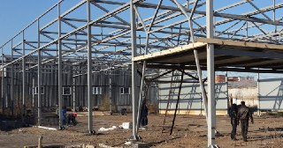 Строительство из сэндвич панелей Красноярск цена от 12283 руб.м2