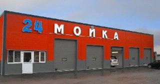Автомойки из сэндвич панелей Красноярск цена от 266110 руб.
